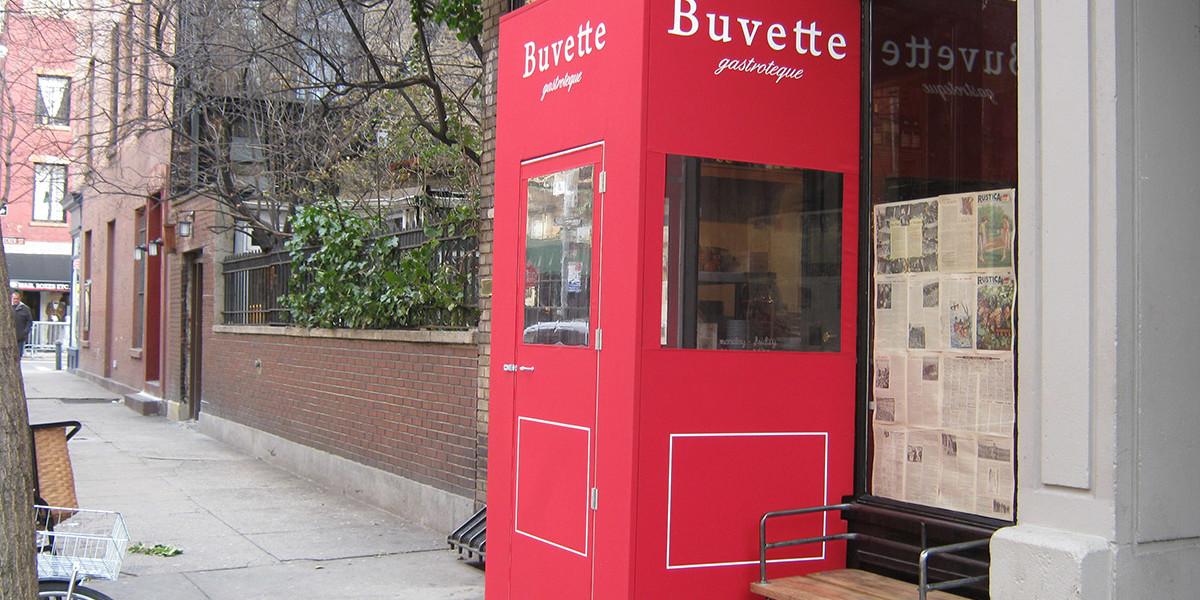 BUVETTE-VESTIBULE