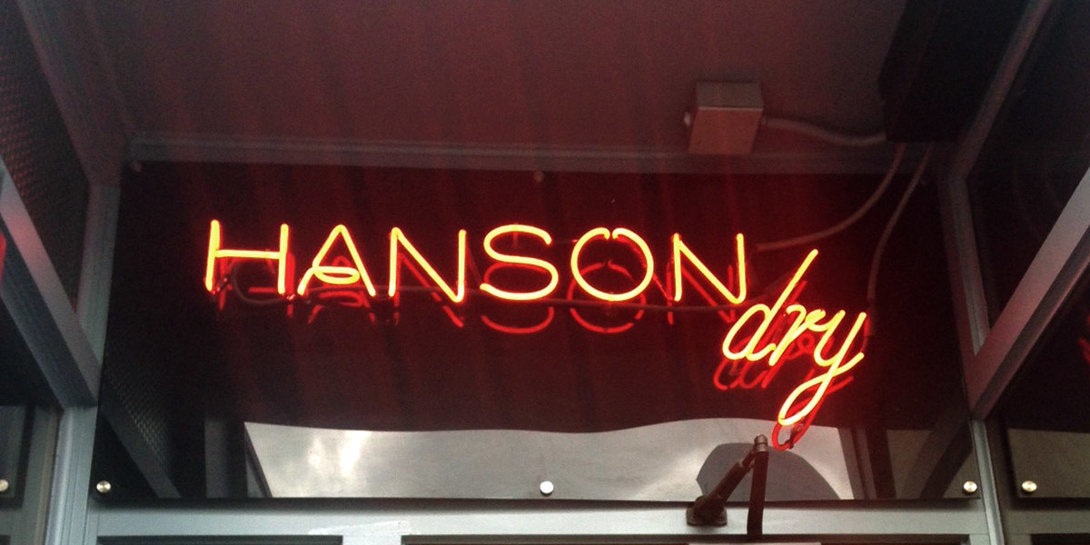 HANSON-DRY-BAR-EXPOSED-NEON-LETTERS-ON-ACRYLIC-BACKER