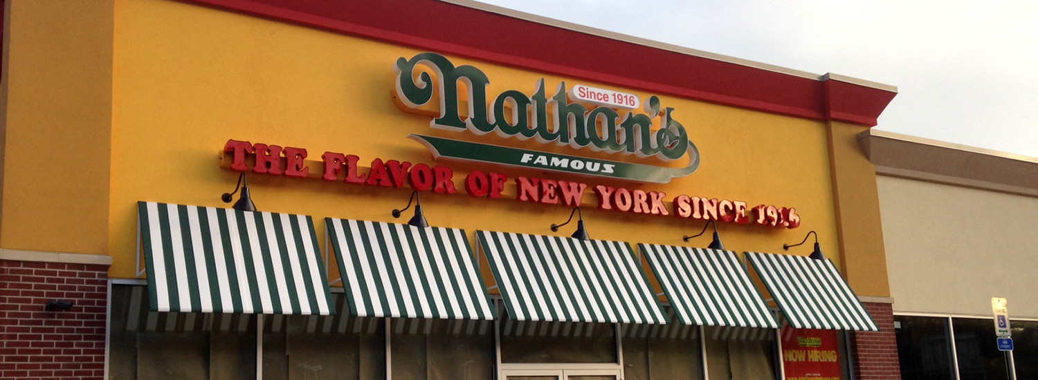 Nathan's-awnings-and-illuminated-channel-letters